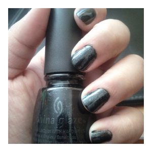 Smoke and Ashes Swatch