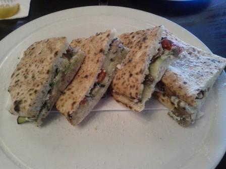 Sophia Loren Sandwich