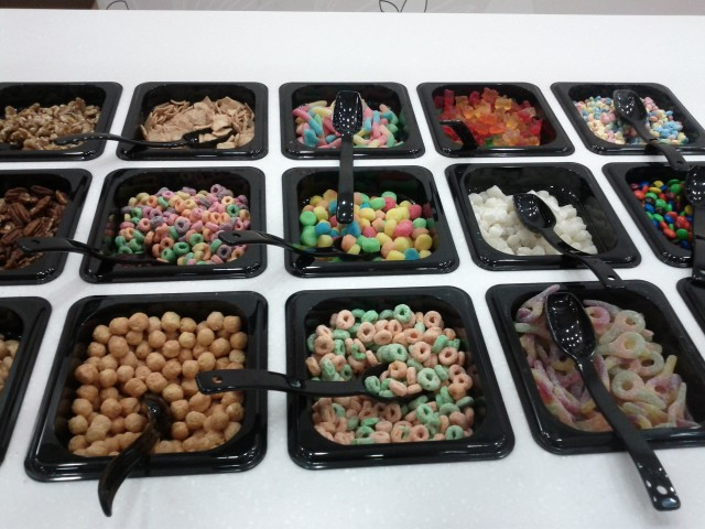 Toppings 2