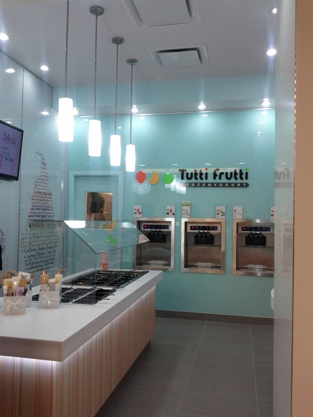 Tutti Frutti West Edmonton Mall
