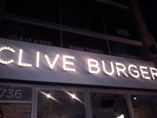 Clive Burger