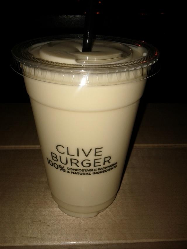 Vanilla Custard Shake