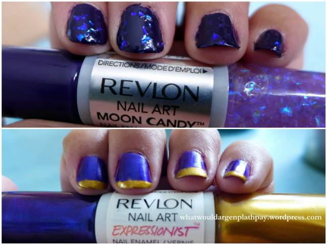 Moon Candy Expressionist Nail Polish Swatches