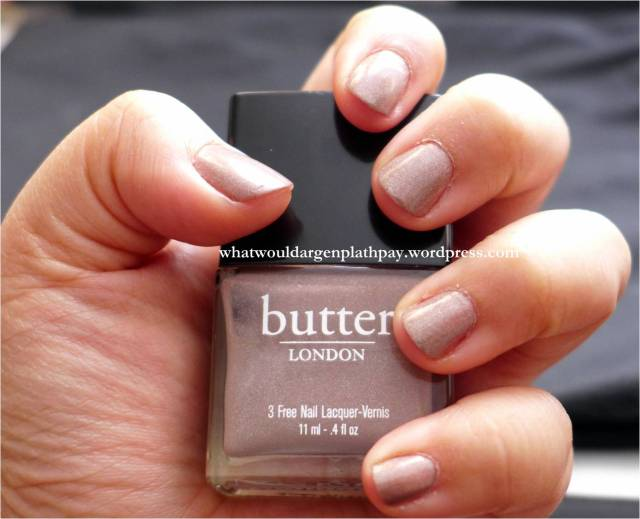 Butter London All Hail the Queen Polish