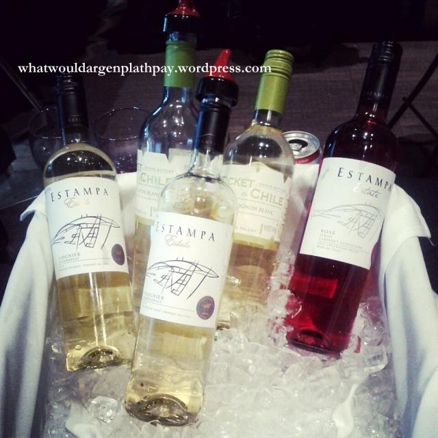 Wines from Estampa Estate