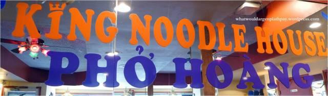 King Noodle House