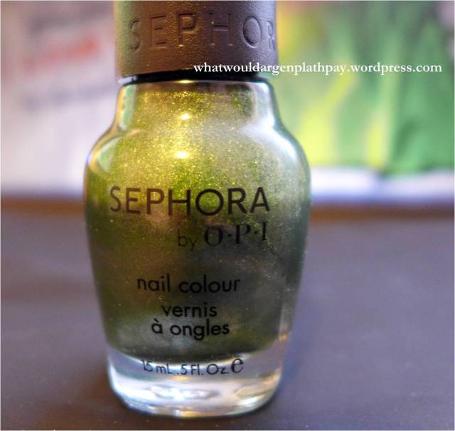 Sephora by OPI Leaf Him at the Altar