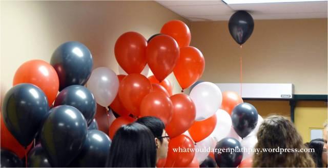 Door Prize Balloons