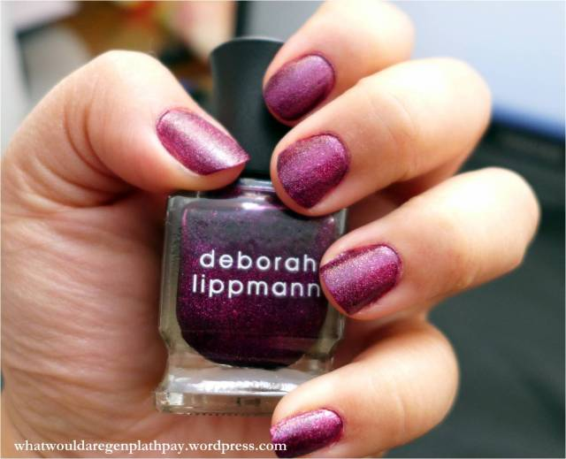 Deborah Lippmann 'Good Girl Gone Bad'