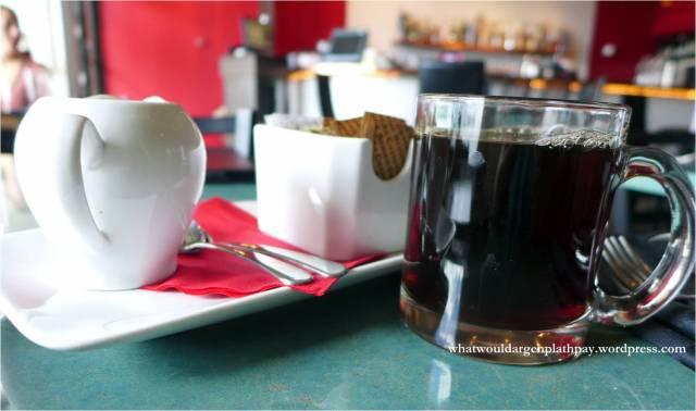 Coffee at The Makk