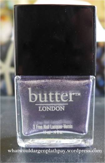Butter London Lillbet's Jubilee