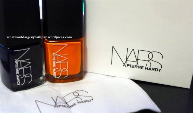 NARSxPierre Hardy - Ethno Run Duo in a mini signature Pierre Hardy box (and dust cloth)