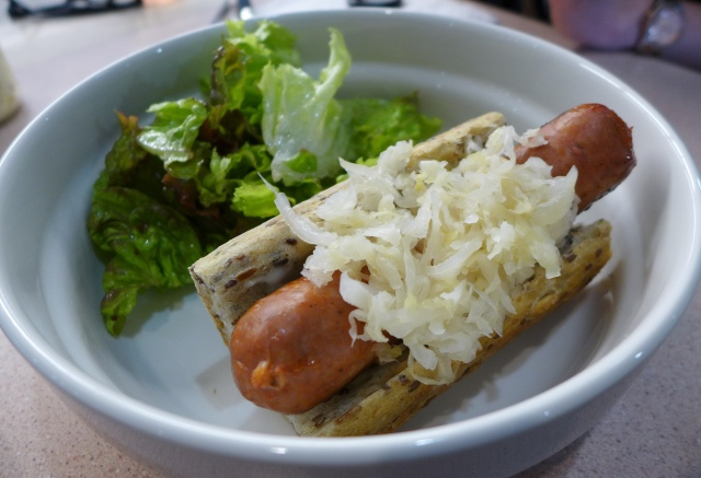 Chorizo Dog