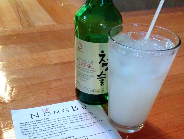 Soju and Milkis