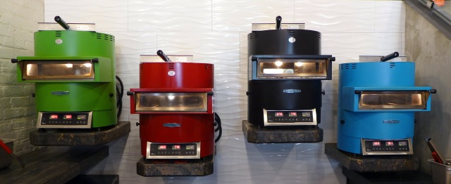Super cute pizza ovens