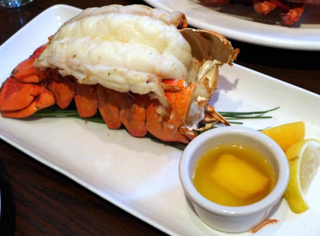 Atlantic Lobster Tail (1lb!)
