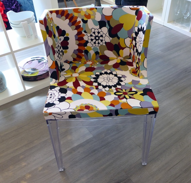 Philip Starck Mademoiselle Floral Chair - so so gorgeous.
