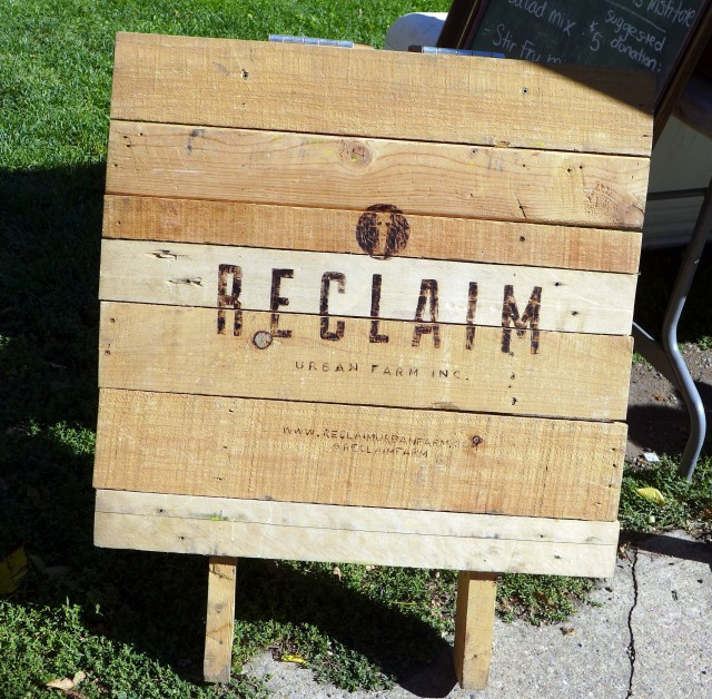 Reclaim Urban Farm