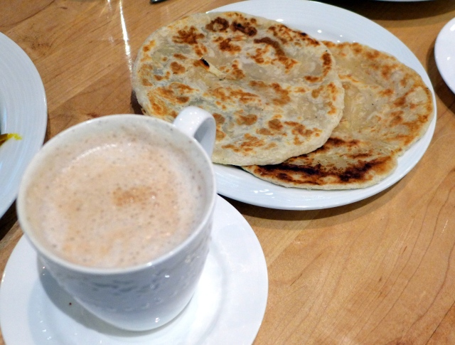 Roti and Chai